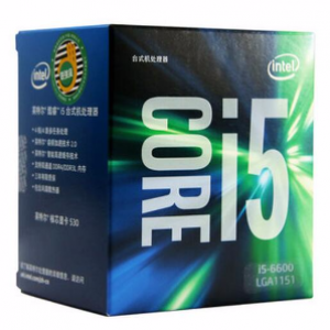 Intel i5-6600 3.3GHz 6Mb LGA 1151 Desktop Processor