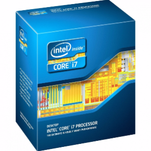 Intel i7-4930K 3.4GHz 12Mb LGA2011 Desktop Processor