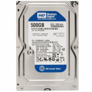WD 500GB Blue 7200RPM 3.5