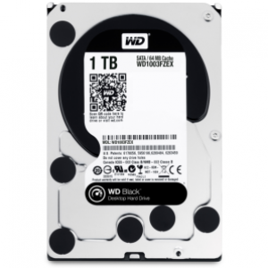 WD 1TB Black 7200RPM 2.5