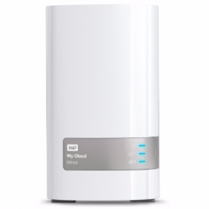 WD 6TB My Cloud Mirror Gen 2 HDD External 3.5