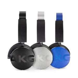 AKG Y50BT Wireless Bluetooth Headphones with Mic