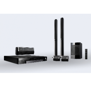 Pioneer MCS-636 3D Blu-ray Home Theatre