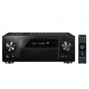 Pioneer VSX-831-B 4K Ultra HD AV Receiver | Best prices in Singapore