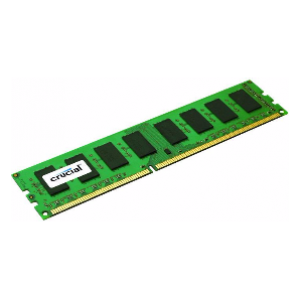 Crucial 4GB CL11 / 1600Mhz DDR3 PC RAM Memory