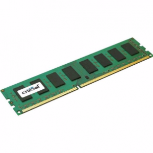 Crucial 8GB CL11 / 1600Mhz DDR3 PC RAM Memory