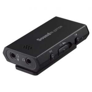 Creative Sound Blaster E3 USB Sound Card