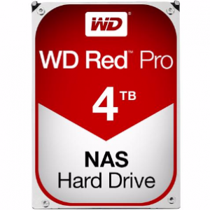 WD 4TB Red Pro 7200RPM 3.5