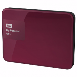 WD 4TB My Passport Ultra External Hard Drive