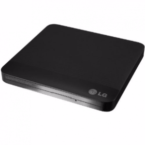 LG GP50NB40 8X Slim Portable External DVD+-RW Drive