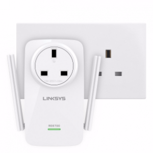 Linksys RE6700 AC1200 Dual-Band Wireless Range Extender