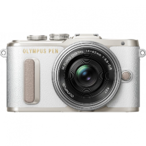 OLYMPUS E-PL8 14-42mm Lens Kit Camera