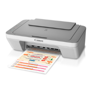 Canon MG2470 Photo AIO Print/Scan/Copy Printer