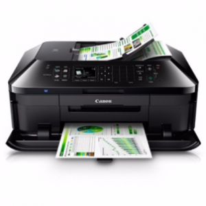 Canon Pixma MX727 AIO Print/Scan/Copy/Fax Printer