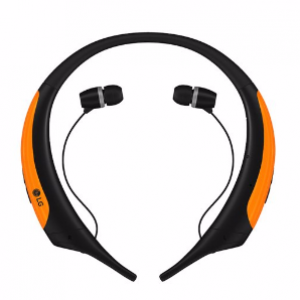 LG HBS-850 Tone Active Pro Bluetooth Wireless Stereo Headset (Orange)