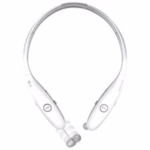 LG HBS-900 Tone Infinim HARMAN KARDON Bluetooth Wireless Stereo Headset (White)