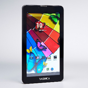 Yashica YD0711S 7-Inch WiFi Tablet Android 4.2 (Black)