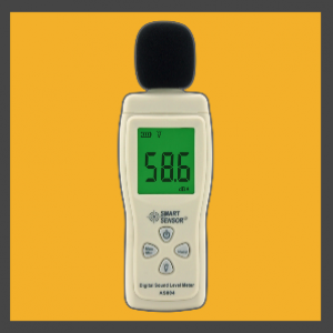 Smart Senor AS804 Digital Sound Level Meter | Best prices in