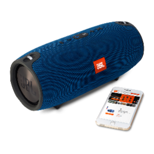 JBL XTREME BL Portable Bluetooth Speaker (Blue)