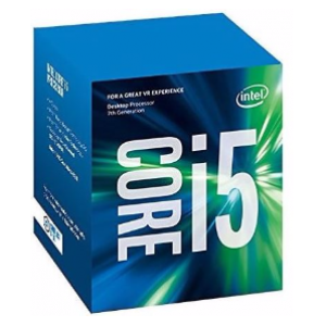 Intel i5-7500 3.4GHz 6MB LGA1151 Desktop Processor