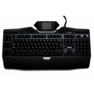 Logitech G19 Gaming Keyboard
