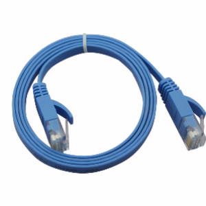 Category 6 1-Metre Flat LAN Cable