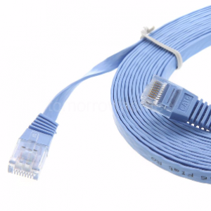 Category 6 3-Metre Flat LAN Cable