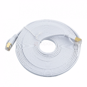 Category 6 10-Metre Flat LAN Cable