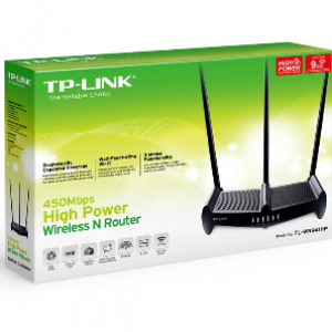TP-Link TL-WR941HP 450Mbps Wireless N300 High Power Router