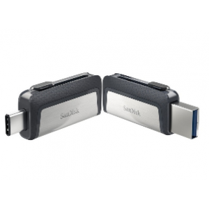 SanDisk 64GB Ultra Dual Drive Type-C Flash Drive