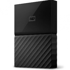 WD 2TB My Passport For Mac External Hard Drive