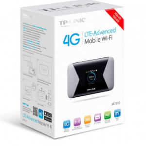 TP-Link M7310 4G LTE Adv Mobile Wifi