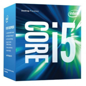 Intel Core i5-7400 3GHz 6MB LGA1151 Desktop Processor