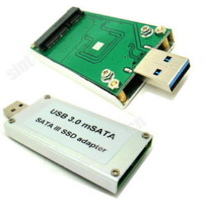 mSATA to USB3.0 Converter