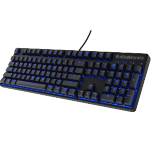 Steelseries Apex M650 Mechanical Gaming Keyboard w/ Dynamic RGB Backlighting (Black SS Switch)
