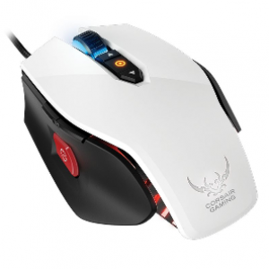Corsair M65 PRO RGB FPS Gaming Mouse - White (CH-9300111-AP)