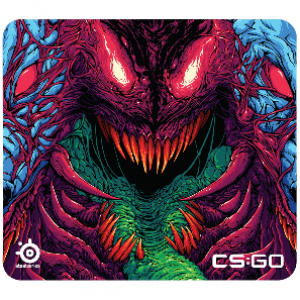 Steelseries QcK Hyper Beast Edition Gaming Mouse Pad