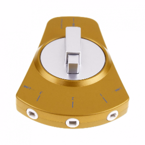 Toslink Optical Fiber 3-way Selector