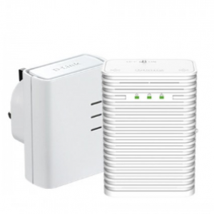 D-Link DHP-WP313AV Powerline Dual Band Wireless AC600 Kit
