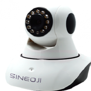 Sineoji PT597V 1.3 MegaPixel HD Wireless Pan & Tilt IP Camera