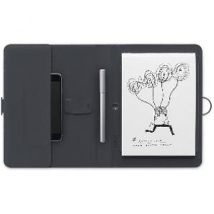 WACOM Bamboo Spark Graphic Tablet w/ Gadget Pocket