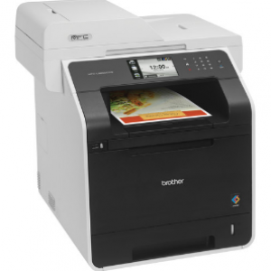 Brother MFC-L8850CDW Color Laser All-in-One Wireless Printer