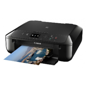 Canon PIXMA MG5770 Wireless Multi-Function Inkjet Printer (Black)