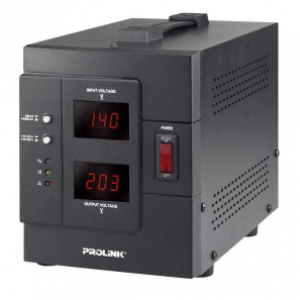 Prolink PVR1000D Auto Voltage Regulator