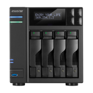 Asustor AS-6204T 4-Bay NAS