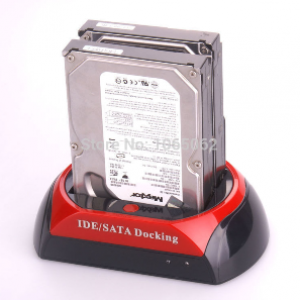 2 Bay SATA/IDE USB2.0 Dock