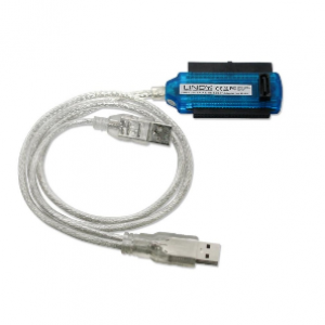 USB2.0 to IDE/SATA Adaptor