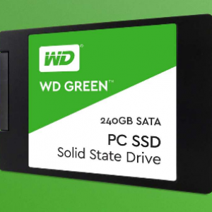 WD 240GB Green 2.5