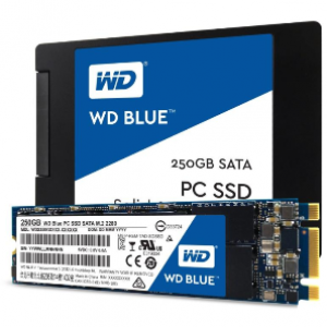 WD 250GB Blue M.2 2280 SSD