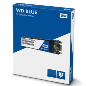 WD 500GB Blue M.2 2280 SSD